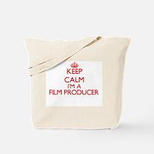 Keep calm I'm a Film Producer Tote Bag