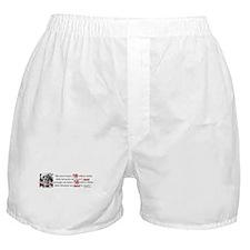 Ronald Reagan on 18 Trillion Dollars Boxer Shorts