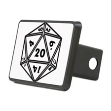 d20 Hitch Cover