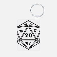 d20 Keychains