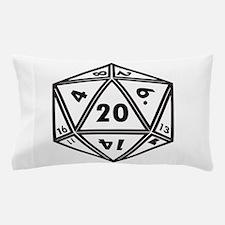 d20 Pillow Case