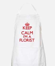 Keep calm I'm a Florist Apron