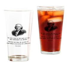 Cute Impeach obama Drinking Glass