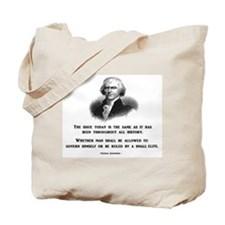 Unique Thomas jefferson Tote Bag