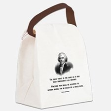 Unique Nobama Canvas Lunch Bag