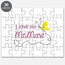 LOVE MY MEMAW Puzzle