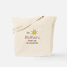 MEMAWS SUNSHINE Tote Bag