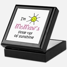 MEMAWS SUNSHINE Keepsake Box