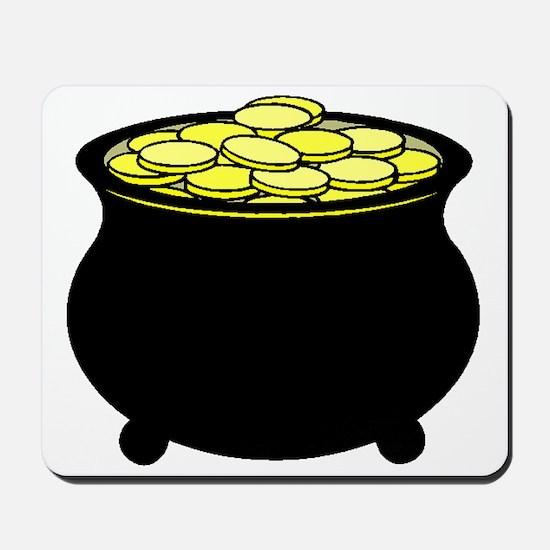 Pot Of Gold Mousepad