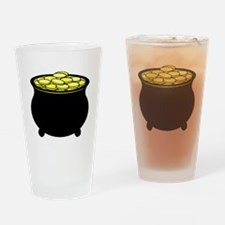 Pot Of Gold Drinking Glass