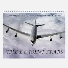 E-8 J-STARS Wall Calendar