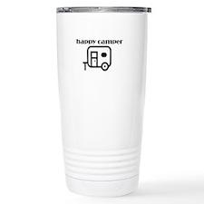 Unique Happy campers Travel Mug