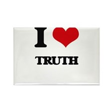 I love Truth Magnets