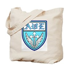 Coat of Arms Mary Tote Bag