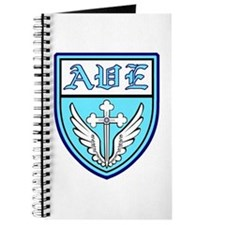 Coat of Arms Mary Journal