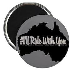 Ride Australia Magnet