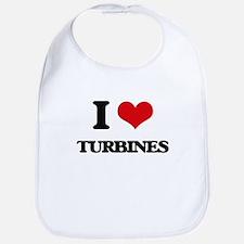 I love Turbines Bib