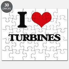 I love Turbines Puzzle