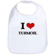 I love Turmoil Bib