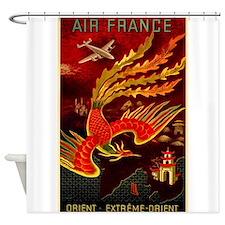 Air France Shower Curtain