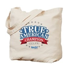 New Girl Champion Tote Bag