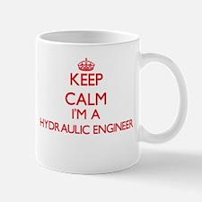 Keep calm I'm a Hydraulic Engineer Mugs