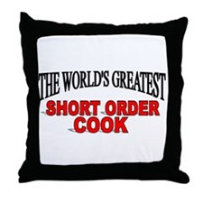 """""""The World's Greatest Short Order Cook"""" Throw Pill"""