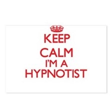 Keep calm I'm a Hypnotist Postcards (Package of 8)