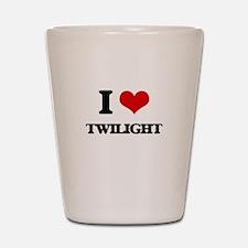 I love Twilight Shot Glass