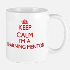 Keep calm I'm a Learning Mentor Mugs