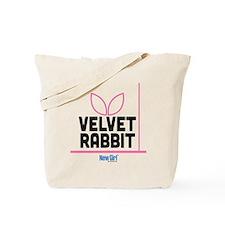 New Girl Rabbit Tote Bag