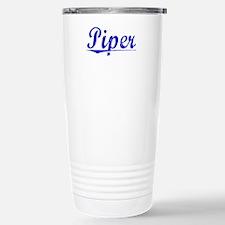 Cute Piper Travel Mug