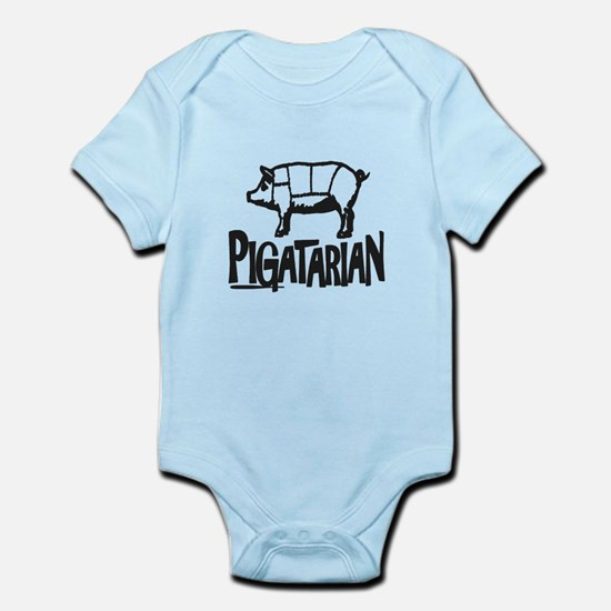 Pigatarian Body Suit