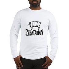 Pigatarian Long Sleeve T-Shirt