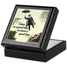 Good Day Keepsake Box