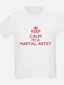 Keep calm I'm a Martial Artist T-Shirt