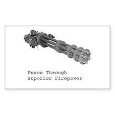 Firepower Decal