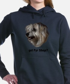 got Pyr Shep? Women's Hooded Sweatshirt