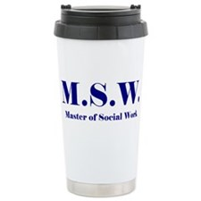 Cute Masters graduation Travel Mug