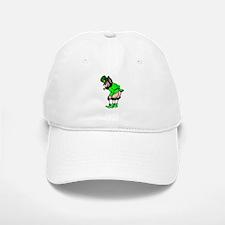 Leprechaun Mooning Baseball Baseball Baseball Cap