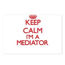 Keep calm I'm a Mediator Postcards (Package of 8)