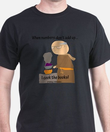 Cook the Books T-Shirt