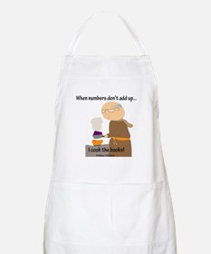 Cook the Books Apron