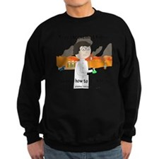 Chem Major Happy Sweatshirt