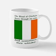 Irish Blood & Whiskey Mug