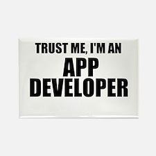 Trust Me, I'm An App Developer Magnets