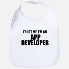 Trust Me, I'm An App Developer Bib