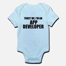 Trust Me, I'm An App Developer Body Suit