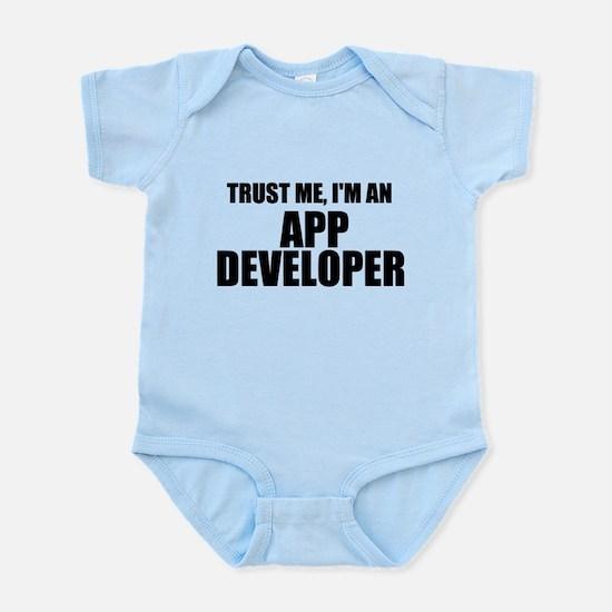 Trust Me, I'm An App Developer Body Suit
