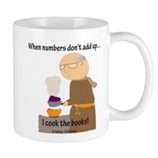 Cook the Books Mugs